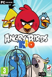 Play Angry Birds RIO at meetthebeach.com