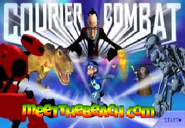 "Play ""Courier Combat"" at Tampa Bays Best Website"