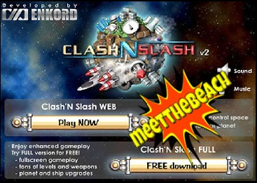 Play Clash & Slash at Tampa Bays Best Website