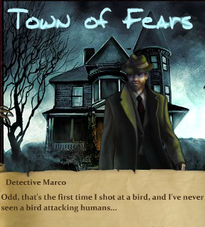 Play Town of Fear at Tampa Bays Best Website